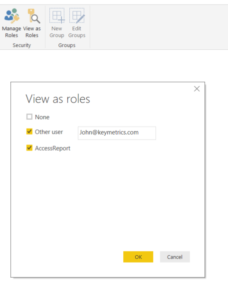 A Simple Pattern for Dynamic Row-Level Security in Power BI