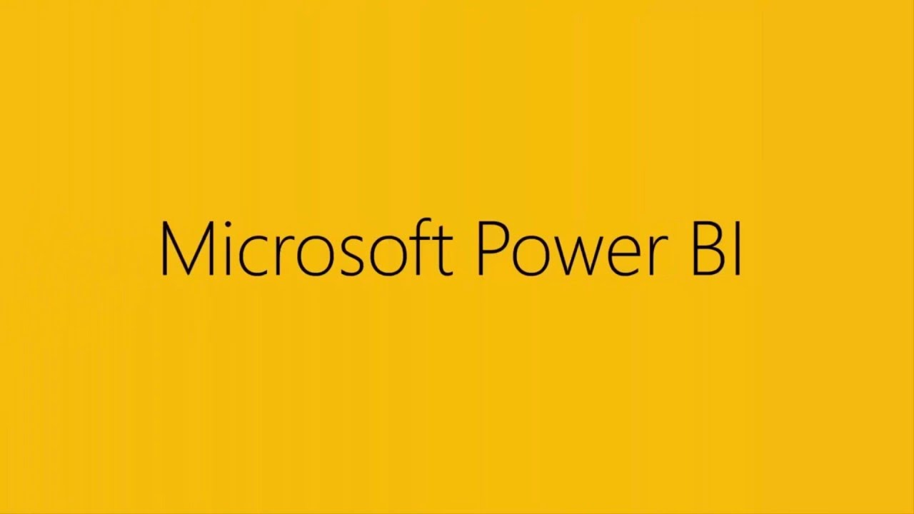 Webinar: Demystifying Microsoft Power BI