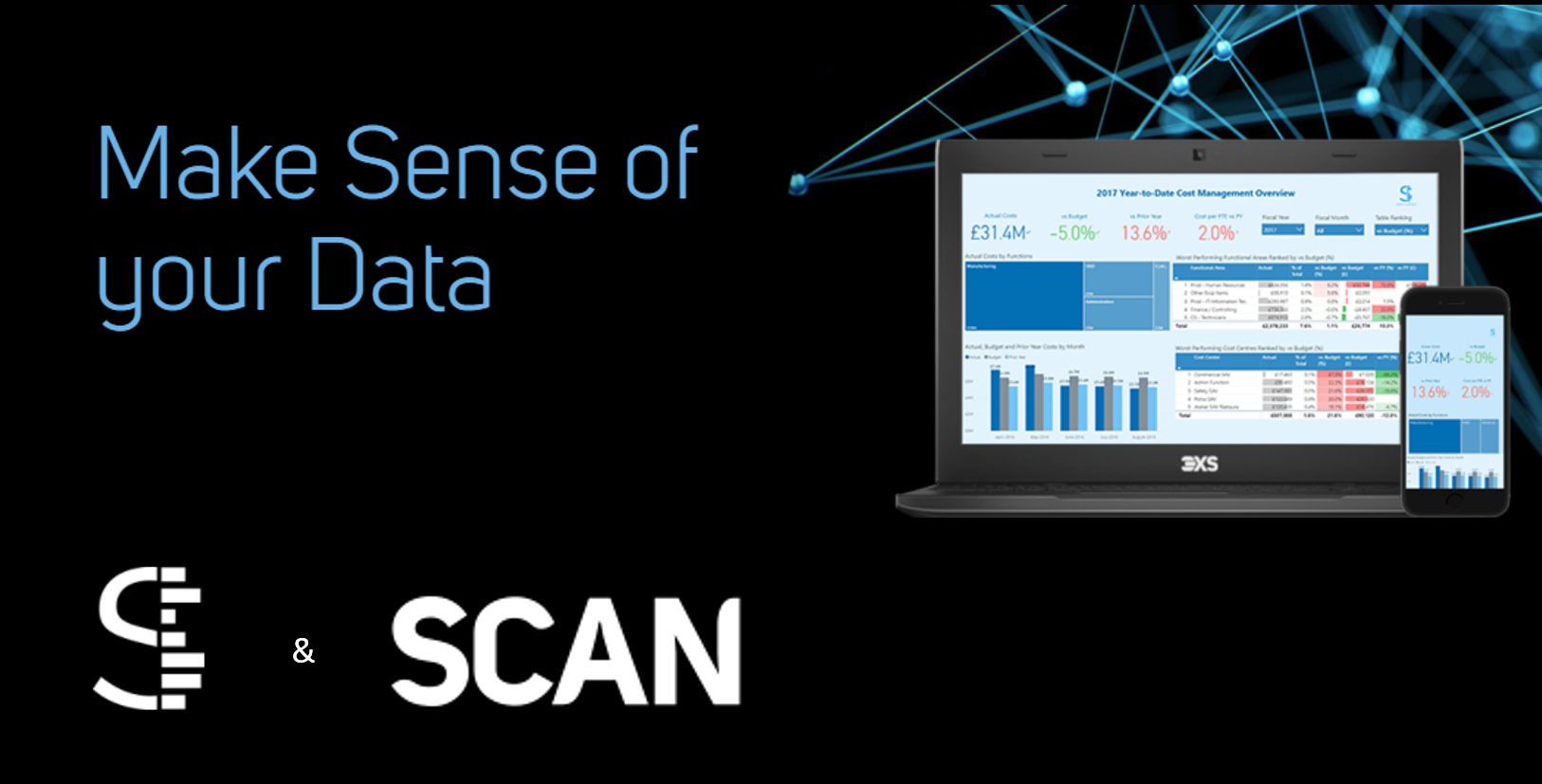 Analytics partnership with Scan Computers
