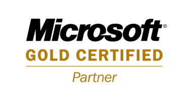 We are now a Microsoft Gold Partner in Data & Analytics!